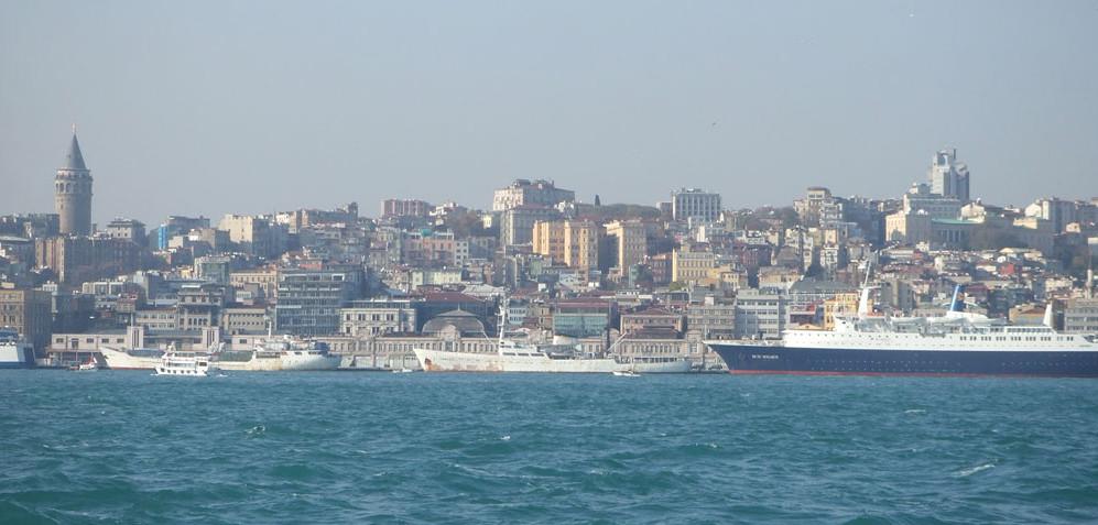 Blick-auf-Istanbul