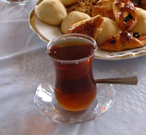 Türkisches-Teeglas