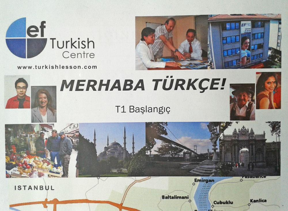 Türkischkurs für Anfänger-Lernheft